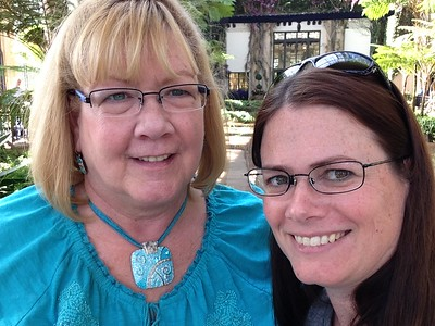 PA Trip - Amy and Cindi - April 2014