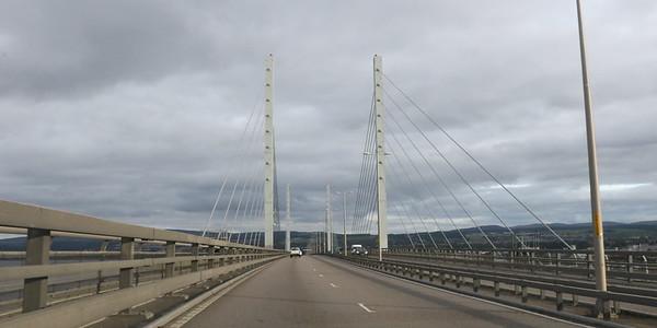 Kessock Bridge - 28 September 2018