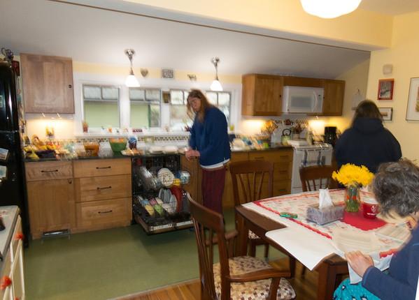 Ann Visits Boston and Cape Cod