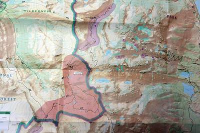 Teton Crest Hike Day 3