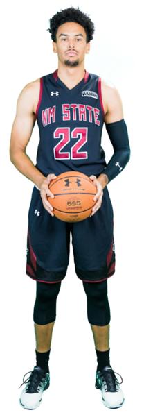 NMSU Athletics - Men's Basketball