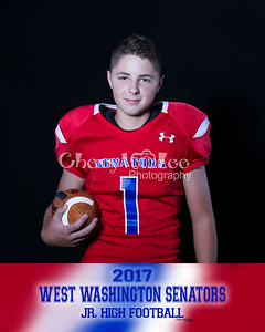 2017 JR High Football
