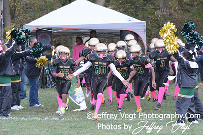 10-20-2013 Montgomery Village Sports Association Chiefs vs LRAA PeeWee, Photos by Jeffrey Vogt Photography