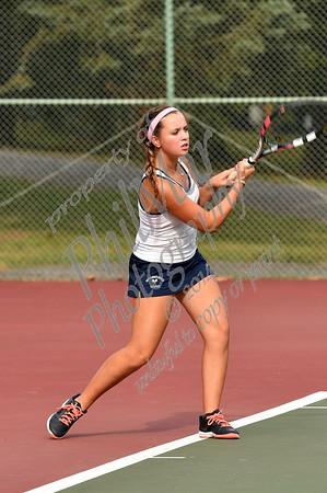 Wyomissing Girls High School Tennis 2016 - 2017