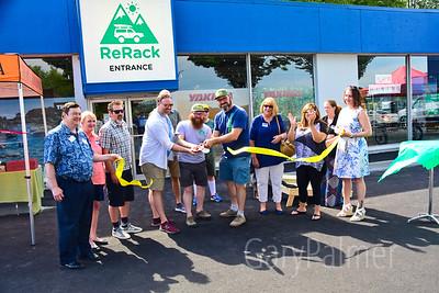 Renton Chamber of Commerce -  ReRack Ribbon Cutting