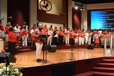 August Worship
