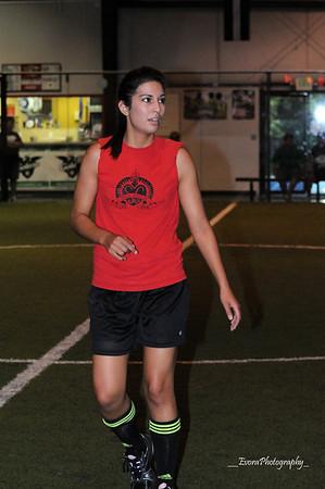 Xandreia Indoor Soccer Game 8-2-2012