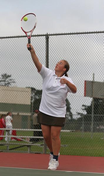 McKinleyville v NCP Tennis