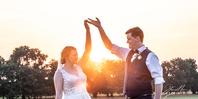 Mr. and Mrs. Driskell