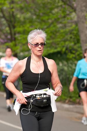 NYRR More Magazine Fitness Magazine Women's Half Marathon 2012