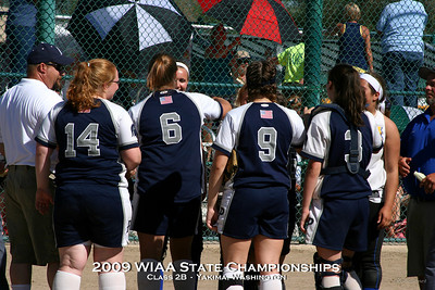 2009 Fastpitch State - (Championship Game) Pe Ell vs Adna