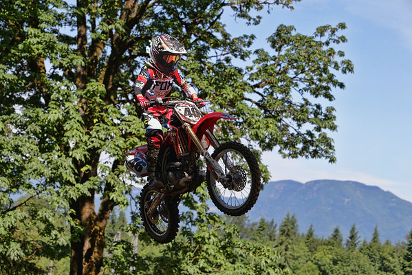 BC Motocross - Round 8 - Popkum - June 22,2014