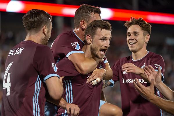 Colorado Rapids vs Minnesota United - MLS Soccer - 2018-06-23
