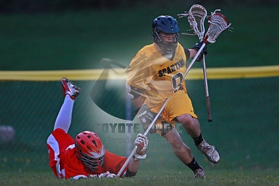 5/3/2012 - Carthage vs. South Jefferson - South Jefferson Sr. High School, Adams, NY