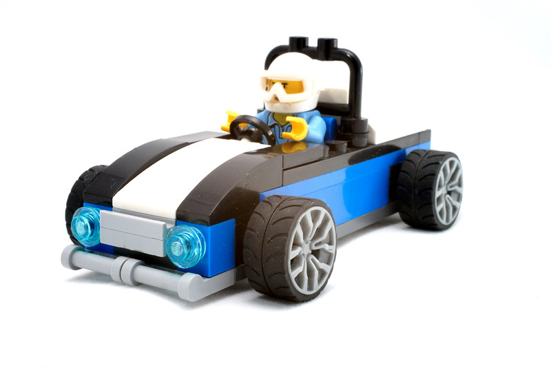 Our 2015 Lego Vehicle Project