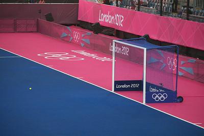 Olympics Games - Womens Hockey Semi Final (Team GB v Arg) - August 2012