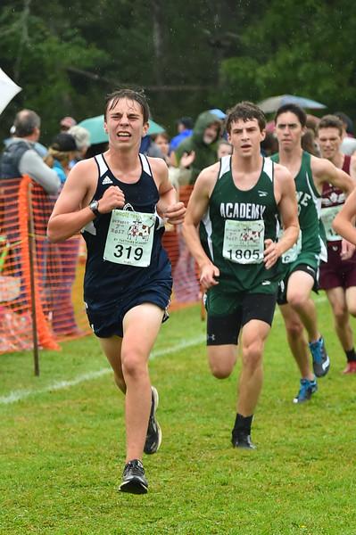 Boys 2 Woods Trail Run 2017-10-07