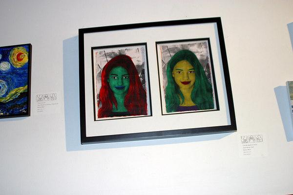 Unknown Artist Show 20060811