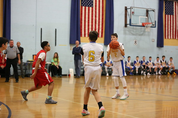Lyndhurst 7th Gr vs Fairlawn 12-30-18