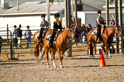 4H Districts 09/17/11 Western Horsemanship Sr