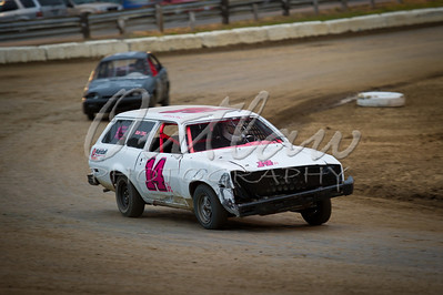 Coos Bay Speedway - Dirt Oval - July 14, 2012