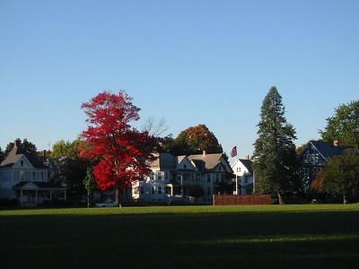 Autumn in Holyoke