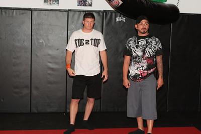 MSF 2 JUNE 6 2009 Super Fight Marcio PE DE PANO Cruz VS Jerre Norton