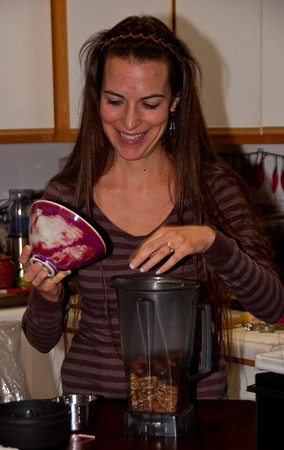 Uncooking Class - Eating Raw & Lovin' it!