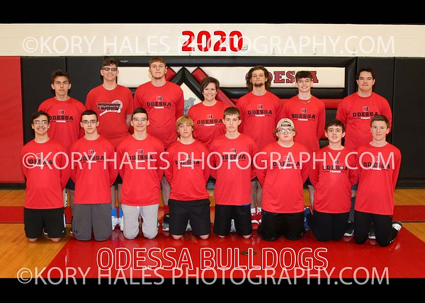 2020 OHS Boys Tennis