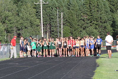 Middle School Boys and Girls - 2014 Manton Fox and Hound Invite