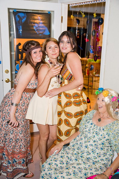 Weitzman's 60s Party