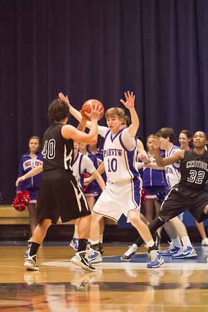 PBS Basketball 20110121
