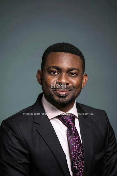 Ikechukwu Onuchukwu, Ikechukwu Onuchukwu, Graduate Research Assistant, Civil and Infrastructure Engineering, Volgenau School of Engineering, VSE