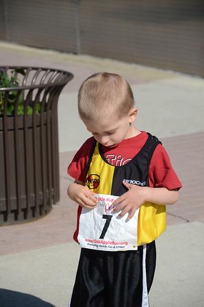 Kids' 1/4 Mile Run - 2014 Oak Apple Run