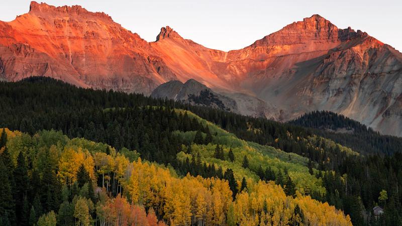 Red Peaks