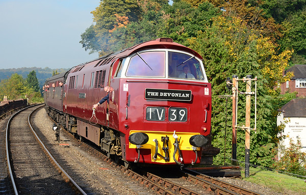 October 2015 inc Severn Valley Diesel gala.