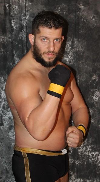 Lucky Pro Wrestling Promo Shots November 15, 2015
