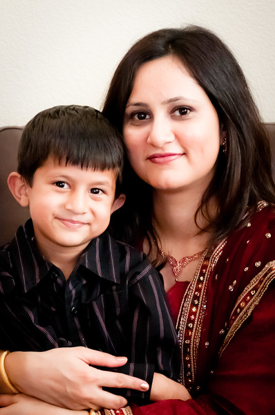 The Baig Family - July '11