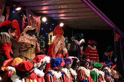 Lichtstoet en Sinterklaas 2019 - Sinterklaasfeest