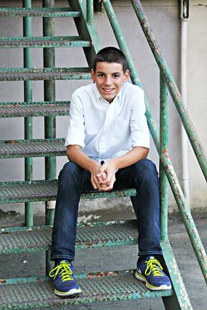 Trevor-8th Grade
