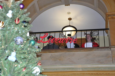 Courthouse Carolers 2019