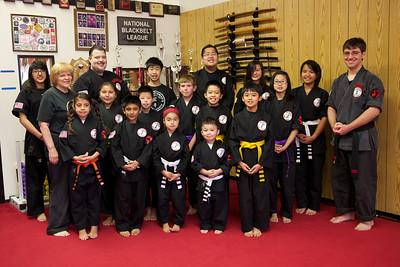 Bill Grossman's School of Kenpo Karate