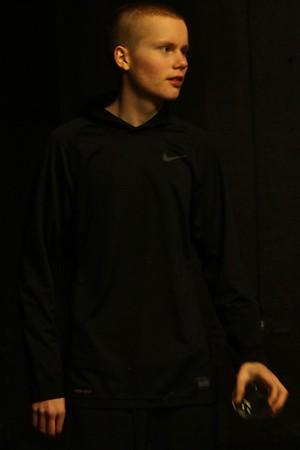 Shakespeare Tempest rehearsal 12/29/15