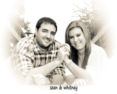 Whitney & Sean