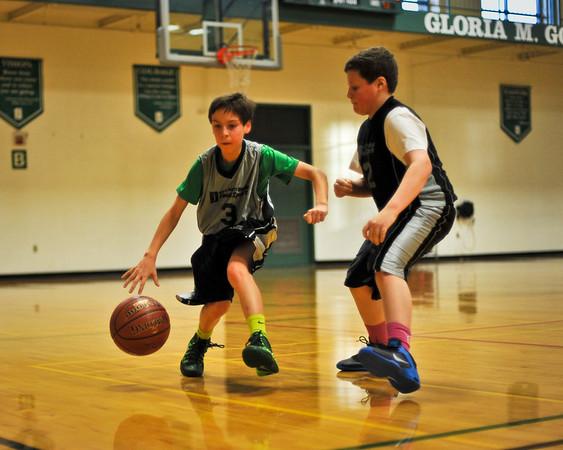 JCC Basketball January 2014