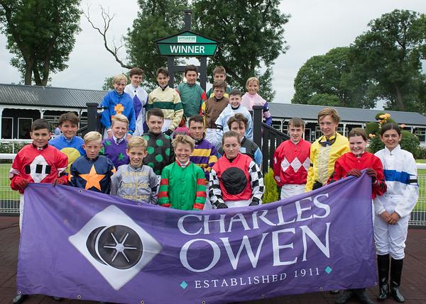 Uttoxeter Racecourse - Pony Racing Authority -  24 Jul 16