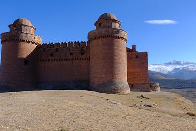 Castle at Gaudix