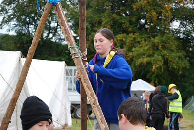 Scouts & Cubs: 2009 County Camp