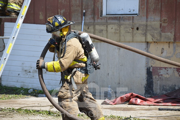Live Burn Training (4/29/15)