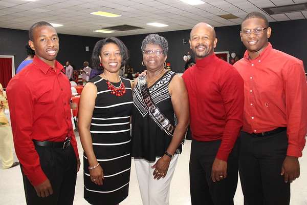 Mrs. Joyce Lemon's 72nd Birthday